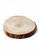 Rondin de bois naturel 20 à 28 cm