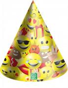 6 Chapeaux de fête en carton Imoji™