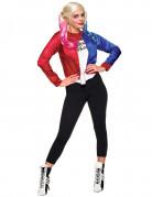 Veste et t-shirt intégré Harley Quinn Suicide Squad™ femme