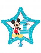 Ballon aluminium 1er Anniversaire Mickey™ 43 cm