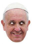 Masque carton Pape François 1er