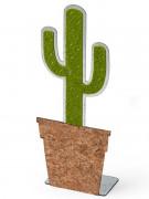 Décoration de table Cactus en métal