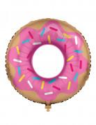Ballon aluminium géant Donuts 76 cm