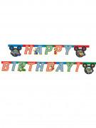 Guirlande Happy Birthday Mickey Racing™ 2 mètres
