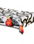 Nappe en plastique Cars 3™ circuit 120 x 180 cm