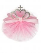 Clip à cheveux princesse