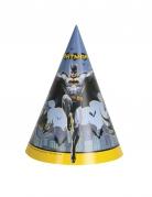 8 Chapeaux de fête Batman ™