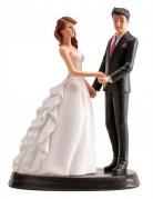 Figurine mariés 20 cm