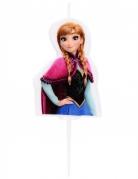 Bougie d'anniversaire La Reine des Neiges ™ Anna 4,5 cm