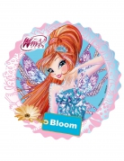 Disque azyme Winx ™ Bloom 21 cm