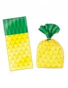 25 Sacs en plastique Ananas 10 x 22 x 5 cm