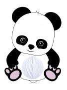 Suspension bébé panda alvéolée 20 cm