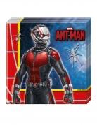 20 Serviettes en papier Ant-Man™ 33 x 33 cm