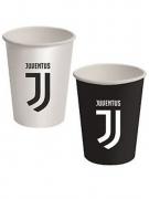 8 Gobelets en carton Juventus™ 266 ml