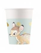 8 Gobelets en carton premium Bambi™ 260 ml