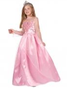 Déguisement princesse rose pour fille