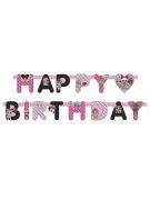 Guirlande Happy Birthday en carton LOL Surprise™ 1,69 m