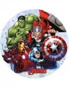 Disque en azyme Avengers™ 18,5 cm