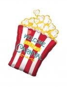 Ballon aluminium Popcorn 50 x 73 cm