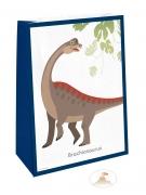 4 Sacs cadeaux Grands Dinosaures avec stickers