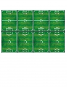 Nappe en plastique football party 120 x 180 cm