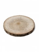Rondin de bois naturel 13 à 17 cm