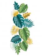 13 Feuilles exotiques tropical chic