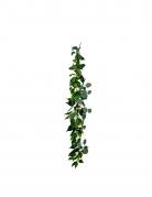 Guirlande pivoines laurier et eucalyptus blush 1,40 m
