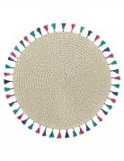Set de table avec pompons Boho Vibes 38 cm