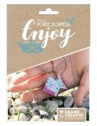 Kit bijoux porte-bonheur parure origami