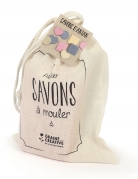 Kit fabrication de savons d'antan