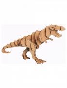 Maquette tyrannosaure en carton 20 x 7 x 10 cm