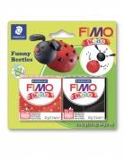 Kit pâte FIMO® Coccinelle