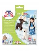 Kit pâte FIMO® Princesse des neiges
