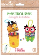 Kit upcycling je recycle des bouteilles