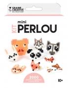 Kit perles à repasser Animaux 2000 perles