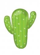Ballon en aluminium cactus rigolo 78 cm